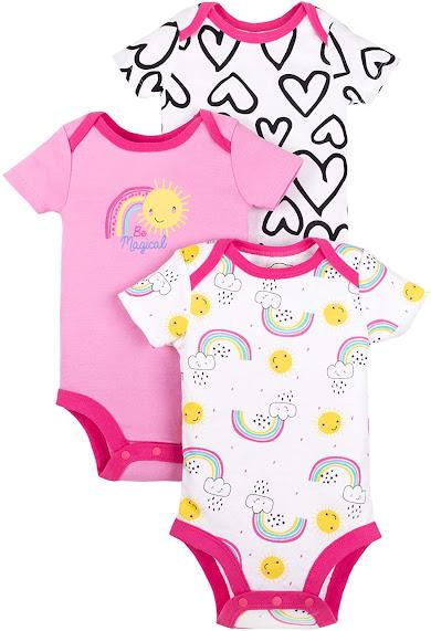 Beautiful Organic Preemie Baby Girl Clothes