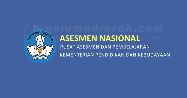 POS Penyelenggaraan Asesmen Nasional AN ANBK Tahun Pelajaran 2021/2022