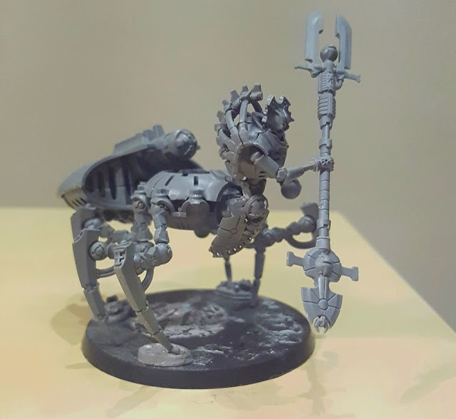 What's On Your Table: Necron Conversions