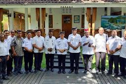 Mohamad Lakotani Pimpin Kunjungan Rombongan Bappeda se Papua Barat di Banyuwangi