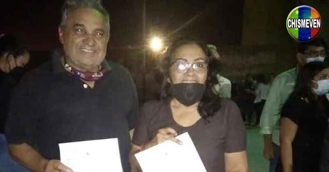 Régimen liberó a los periodistas Martí Hurtado y su esposa Nelly Pulgar
