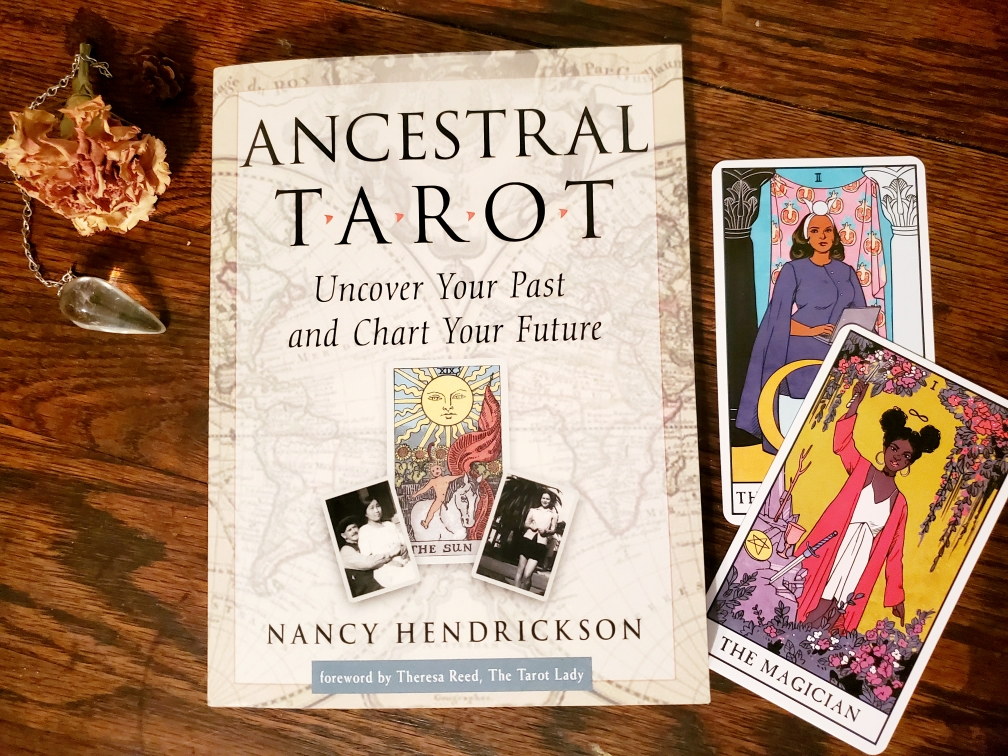 ancestor, spirit work, tarot, book review, witch, pagan, neopagan, wicca, wiccan, witchcraft