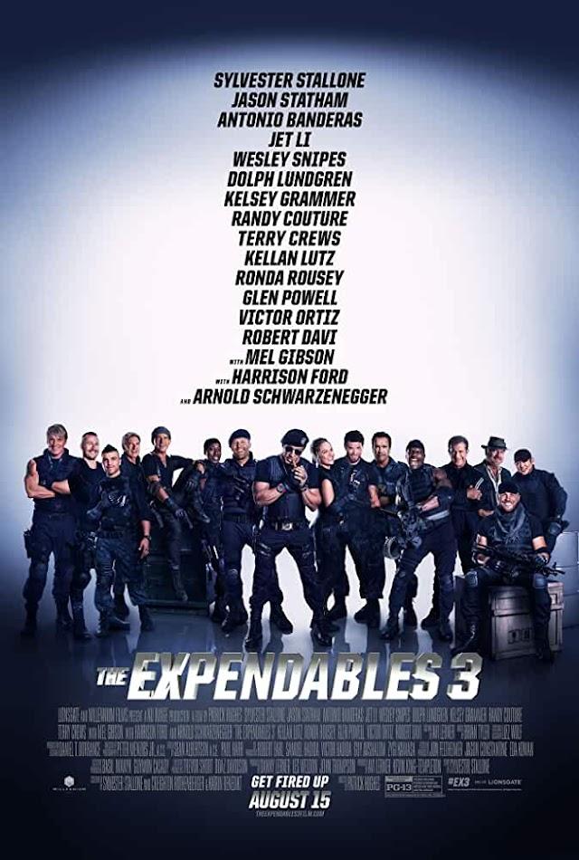 The Expendables 3 2014 x264 720p Esub BluRay Dual Audio English Hindi GOPI SAHI
