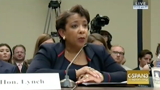 AG Lynch Refuses To Answer Questions Over 74 Times