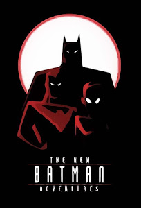 The New Batman Adventures Poster