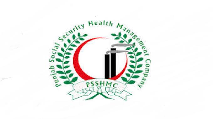Punjab Social Security Health Management Company PSSHMC Jobs in Pakistan - Online Apply - www.jobs.punjab.gov.pk