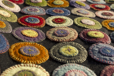 The History Of Penny Rugs