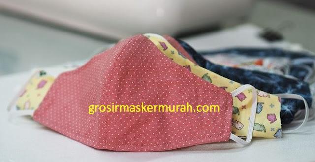 Pabrik masker kesehatan Jakarta
