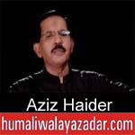 https://www.humaliwalyazadar.com/2018/10/aziz-haider-nohay-2019.html