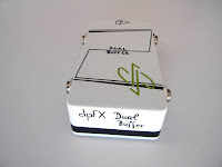 dpFX Dual BUFFER for pedalboard