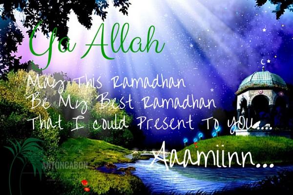 Jadwal Puasa Ramadhan 2015
