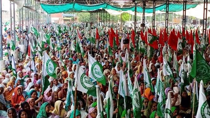 किसान आंदोलन की राह निकालना आवश्यक है