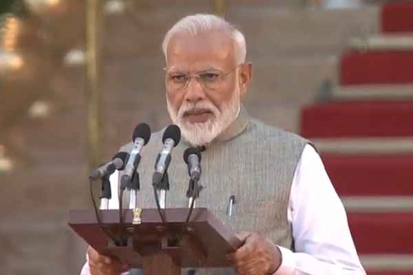 narendra-modi-take-oath-as-prime-minister-of-india-second-term