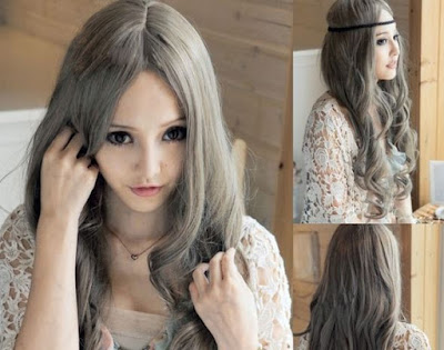 Hairstyles for Receding Hairline Female Picture 4