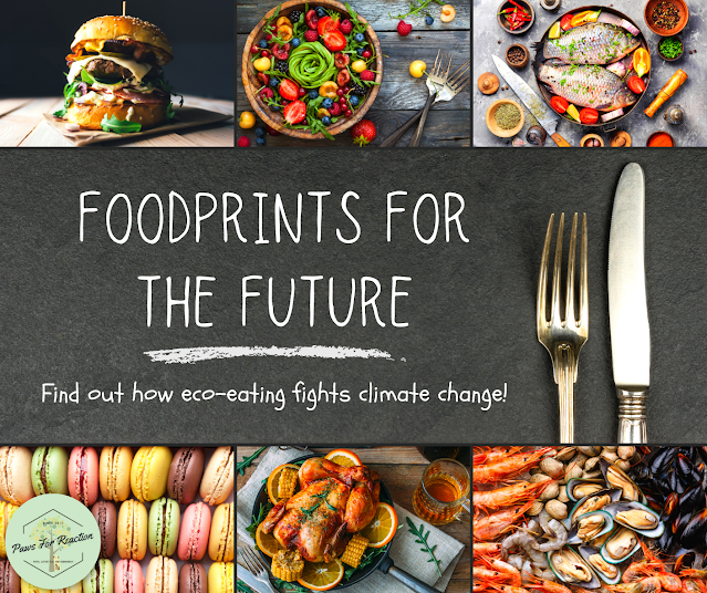 Food for thought: What's your carbon foodprint and how can you reduce it?