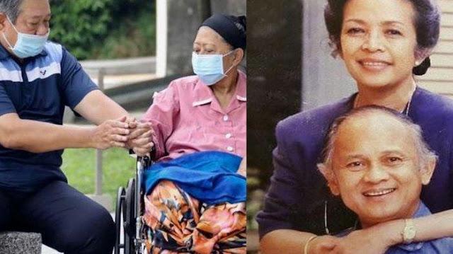 Habibie dan SBY Tipe Pria Sejati yang Mencintai Kekasih Hati Sehidup-semati
