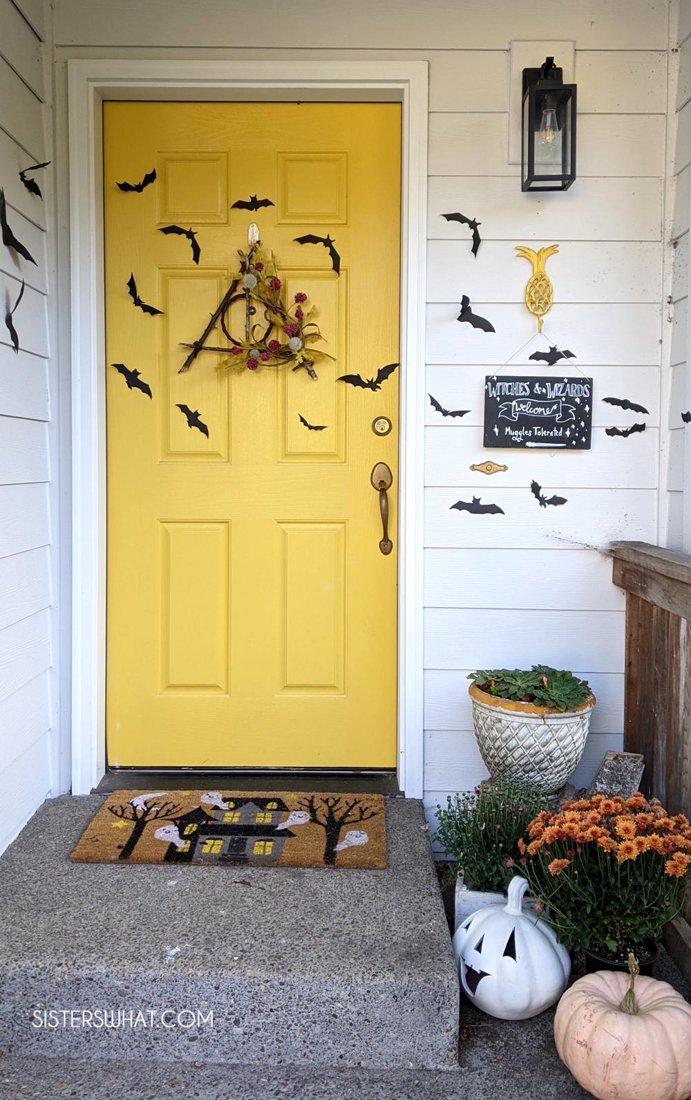 diy harry potter halloween decorations