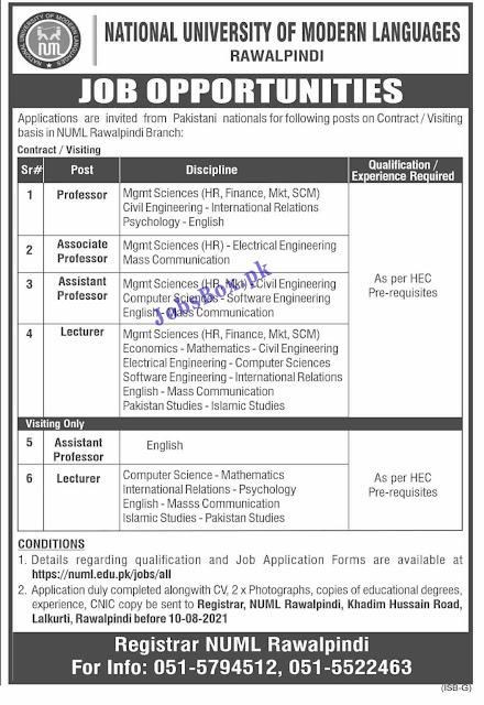 national-university-of-modern-languages-numl-jobs-application-form