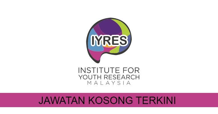 Kekosongan Terkini di Institut Penyelidikan Pembangunan Belia Malaysia (IYRES)
