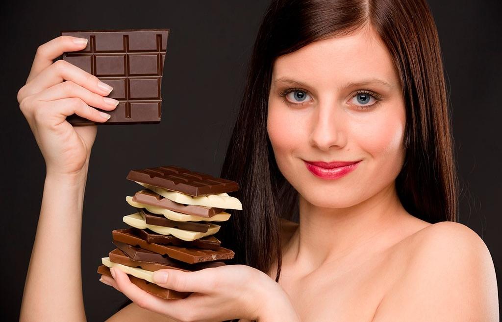 Шоколадная диета соблазнительная и очень опасная