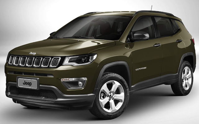 Jeep Compass 2018 Flex 4x4