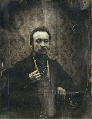 Autoportrait présumé de Joseph-Philibert Girault de Prangey