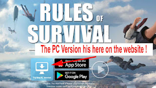 Rules of Survival Offical Website