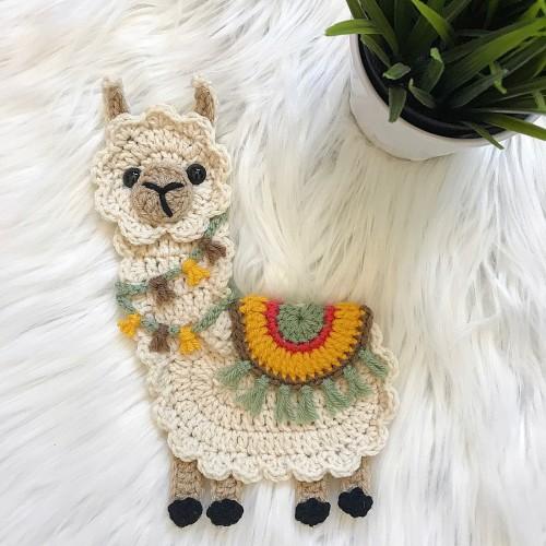 Baby Boho Llama - Crochet Pattern