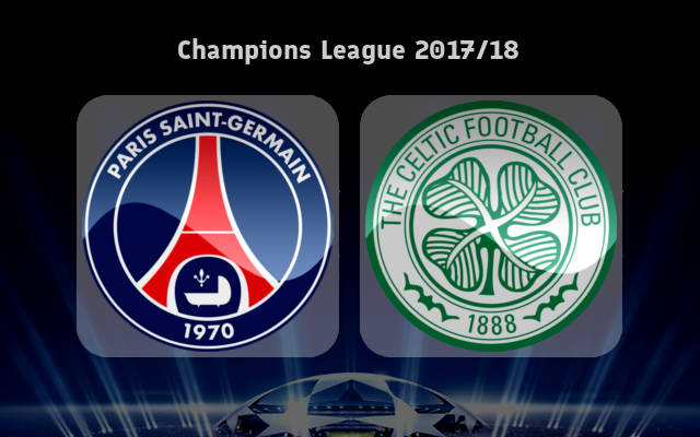 Paris Saint Germain vs Celtic Full Match & Highlights 22 November 2017