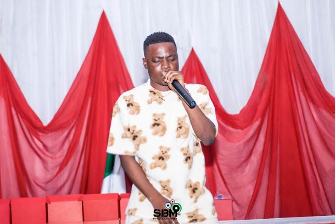 My Special Credit to has given credit to  Wande Coal, Adekunle Gold, and Patoranking for Inspiring musical Career - KGOLD RAHP