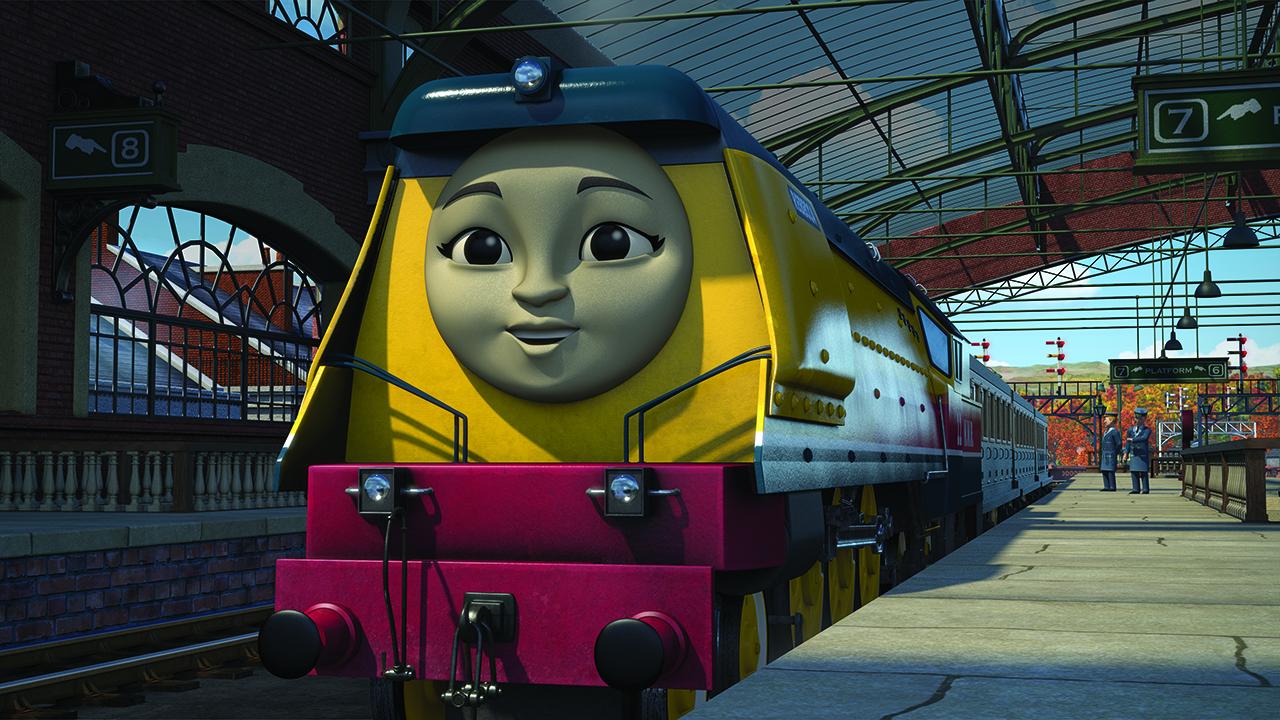 SunilFan Reviews : Thomas and Friends: Season 22 Episode 4