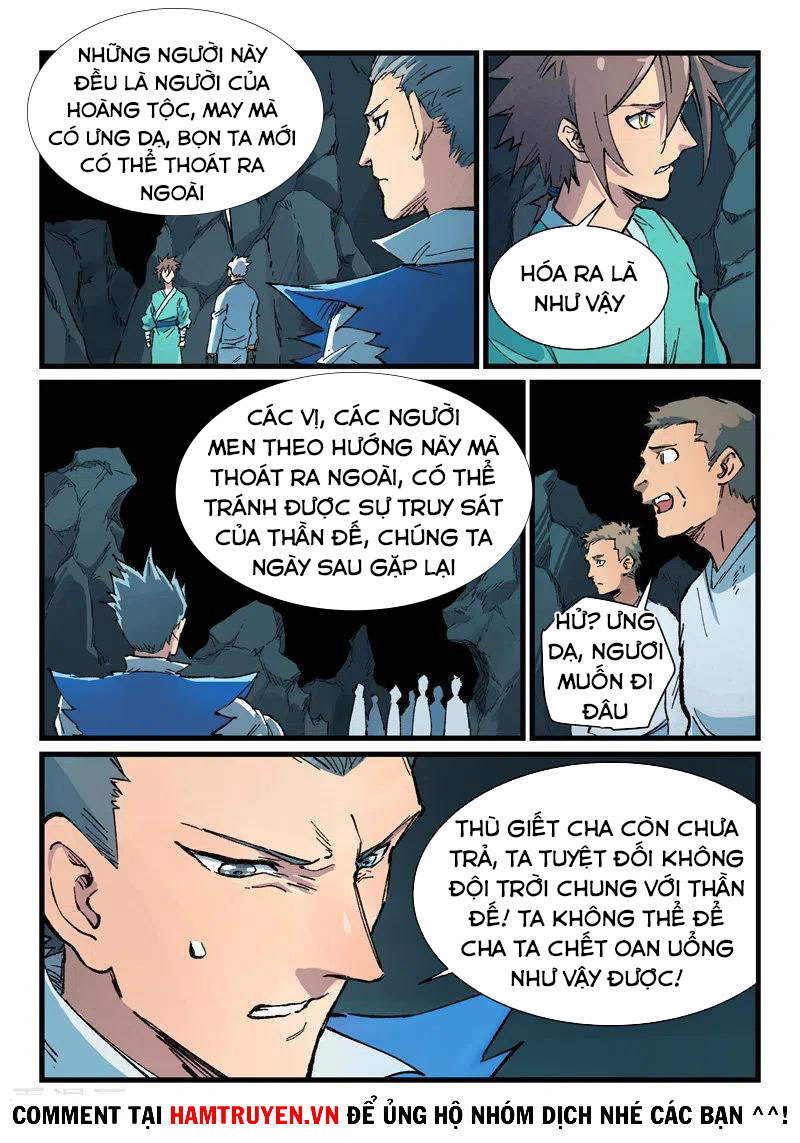 Tinh Võ Thần Quyết chap 414 - Trang 8