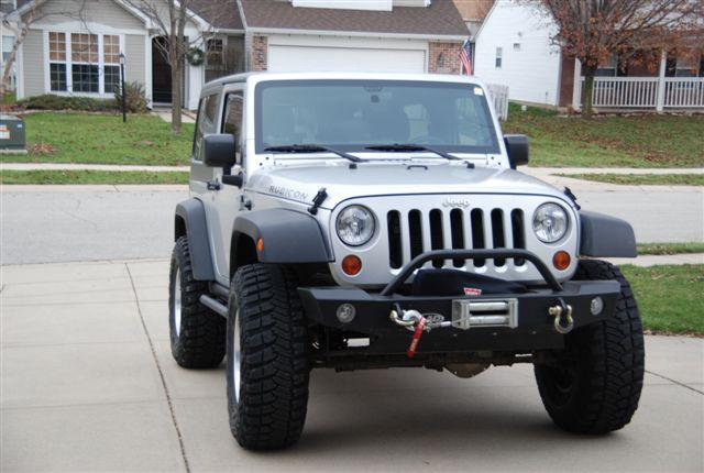 My Jeep Wrangler Jk Wrangler Jk Showing Aftermarket