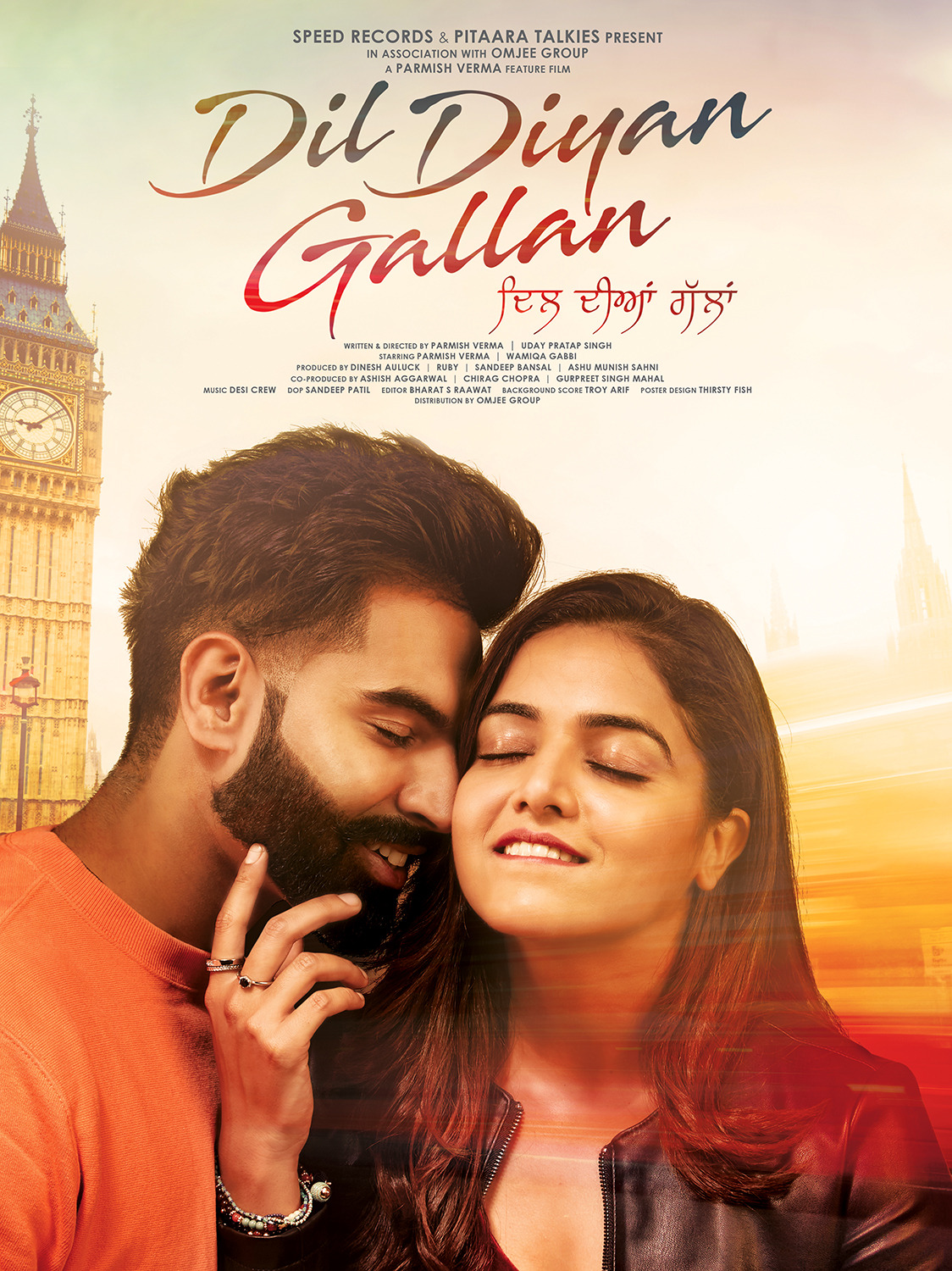 Dil Diyan Gallan 2019 ful hd Punjabi Movie 480p HDRip 350MB
