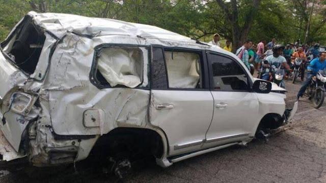 Accidente MArtin