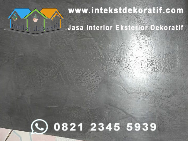 Motif Fresco Stucco