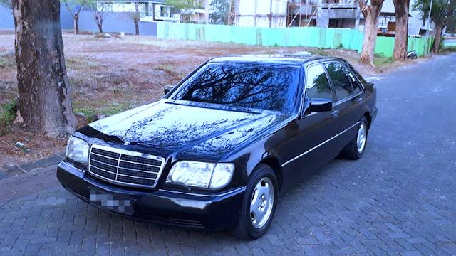 Mercedes-Benz S-Class 300SEL W140