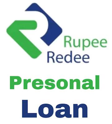 Rupeeredee App Presonal Loan