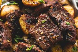 Steak Potato Foil-Pack