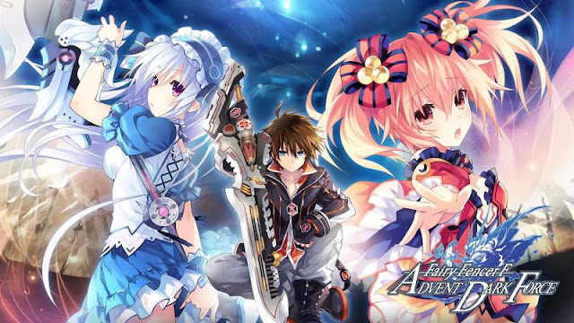 Fairy Fencer F Advent Dark Force - CODEX