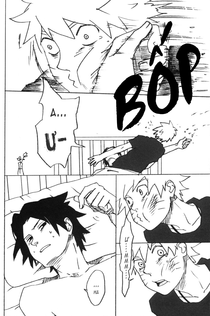 Hình ảnh truyentranh8.com 014 in Naruto Doujinshi - White paper