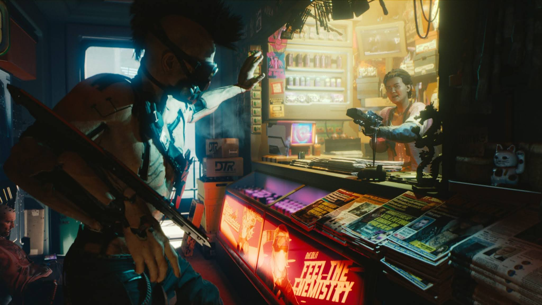 What is the maximum level for Cyberpunk 2077?