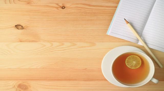 Cara Membuat Lemon Tea untuk diet