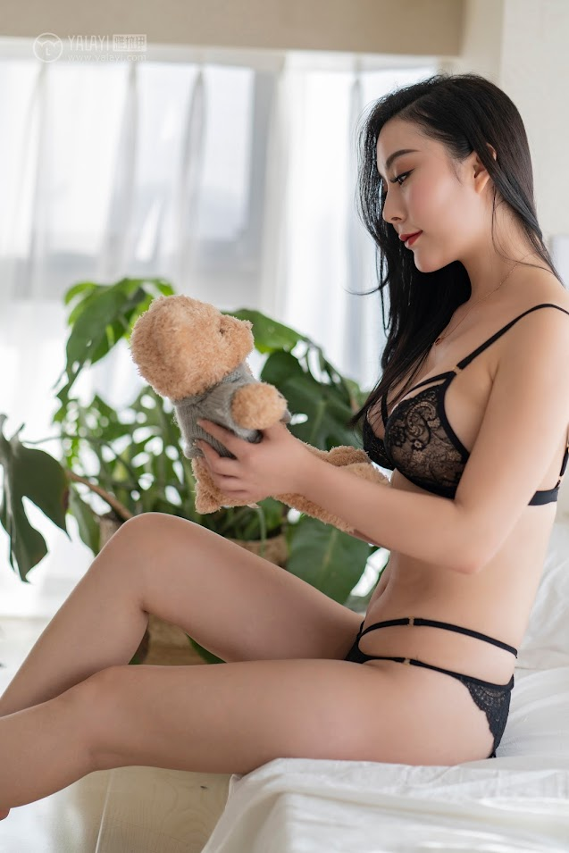 YALAYI雅拉伊 2019.06.03 No.297 木子[40+1P355M] jav av image download