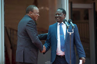 This is why RAILA ODINGA betrayed KALONZO, WETANGULA and MUDAVADI -They have been blackmailing him all along