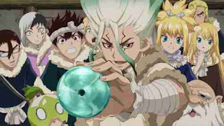 Download Dr. Stone (2019) 480p | 720p | 1080p Dual Audio