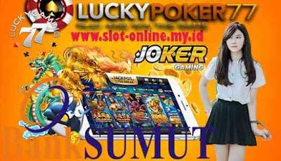Joker Slot 123 Register Via Bank Sumut Deposit 24 Jam