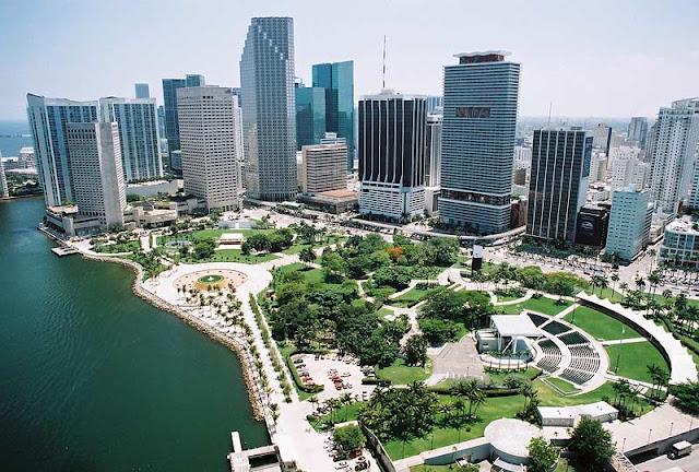 Bayfront Park em Miami