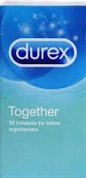 Durex Kondom Together - 12 Pcs