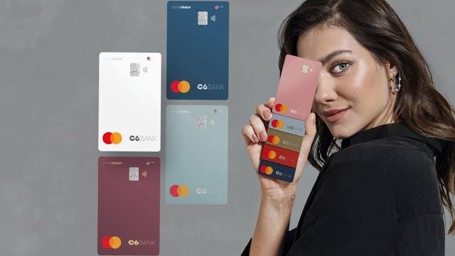 C6 Bank: Cartão de Crédito & Conta PF e PJ grátis
